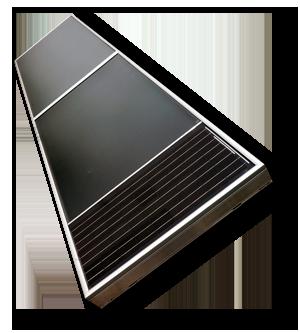 Luft-Solar-Kollektor